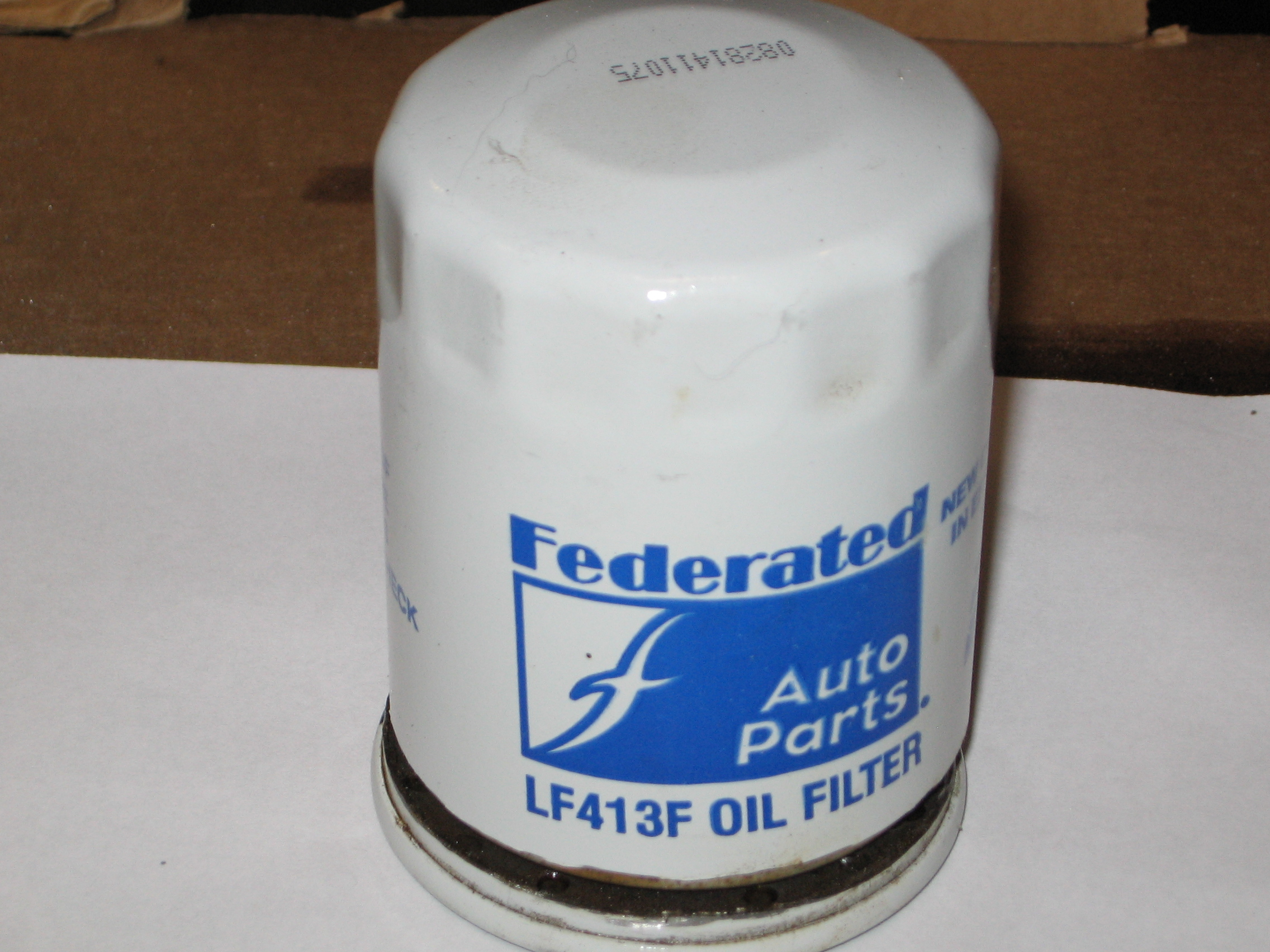Federated Hastings Lf413 Cut Open Engine Oil Filters Bob Is The Oil Guy